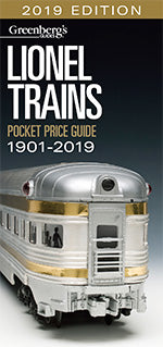 Lionel Pocket Price Guide 1901-2019 108719
