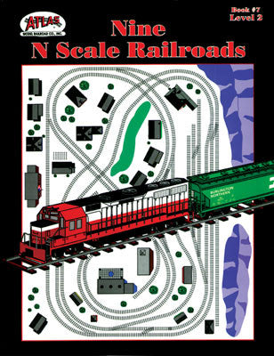 Atlas Nine N Scale Railroads 0007