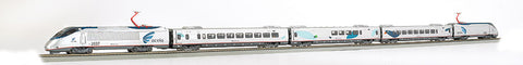 Spectrum Amtrak Acela w/DCC Set HO 01205 (AVAILABLE JUL 2019)