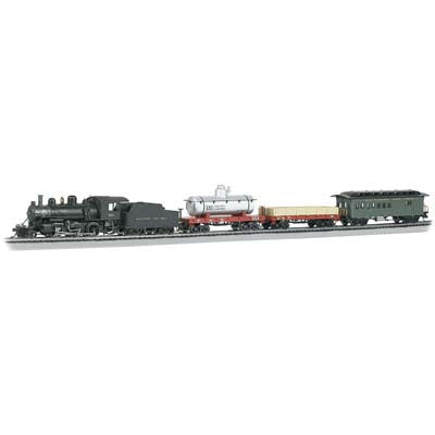 Blue Star Train Set E-Z App 01502