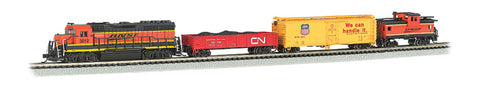 Roaring Rails Set w/DCC N 24132 (AVAILABLE MAR. 2020)