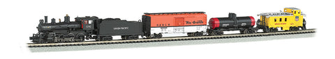 Whistle-Stop Special Set w/DCC N 24133 (AVAILABLE MARCH 2020)