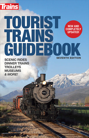 Tourist Trains Guidebook, 7th Edition 1213