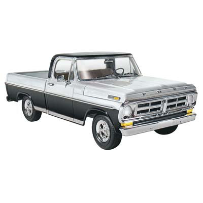 Moebius 1/25 '72 Ford Sport Custom Pick-Up 1220