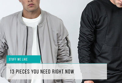 13 Pieces You Need Right Now for Fall/Winter
