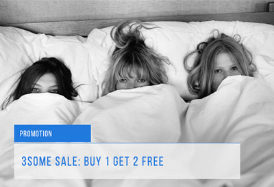 Winter Sale | 3SOME Buy 1 Get 2 Free