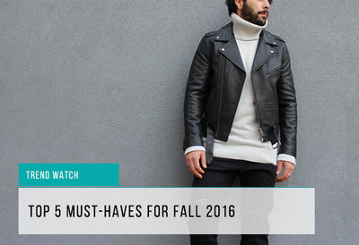 Melissa's 2016 Fall Must-Haves