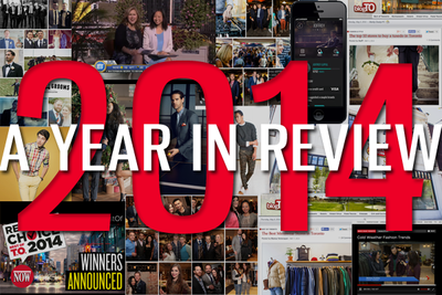 A Year In Review: Best Of 2014