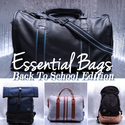 Back To School Bags That Shine