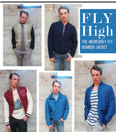 Fly High: 21st Century Bomber Jackets