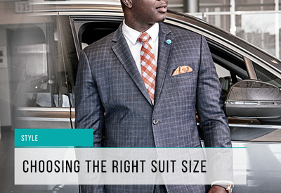 Choose A Suit For Your Body Type
