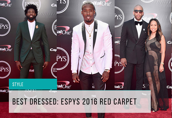 ESPYS 2016 Red Carpet Style||||||||||||||||