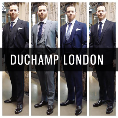 Duchamp London SS14 New Arrivals
