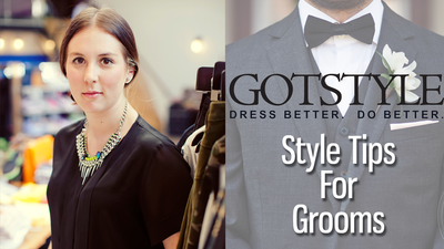 Essential Style Tips For Groom