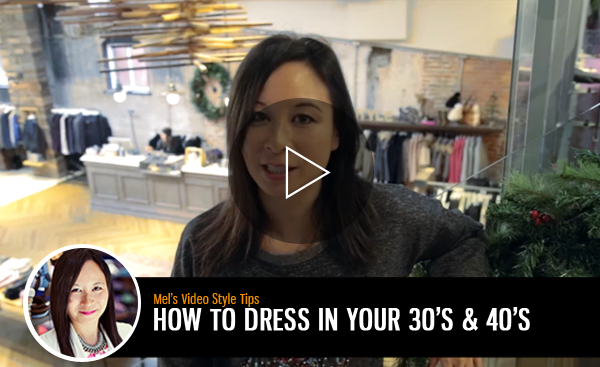 How To Dress Your Age In Your 30's & 40's