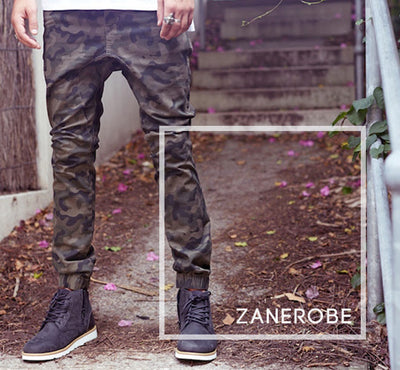 Brand Feature: Zanerobe SS'14