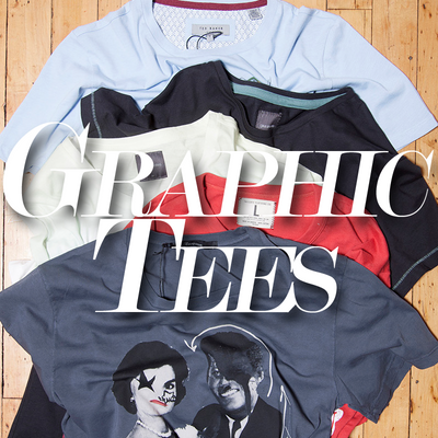Summer Essentials: Graphic Tees