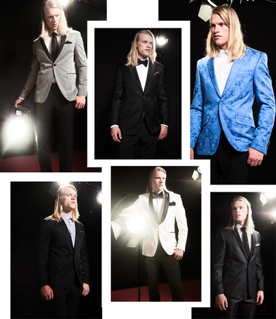Guide To Formal Wear: Charity Gala's and Red Carpet Events