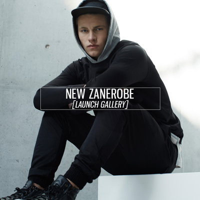New Zanerobe Restocked And Ready!