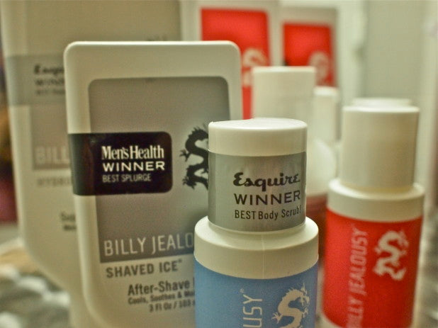 New Arrival: Billy Jealousy Skin & Haircare For Men