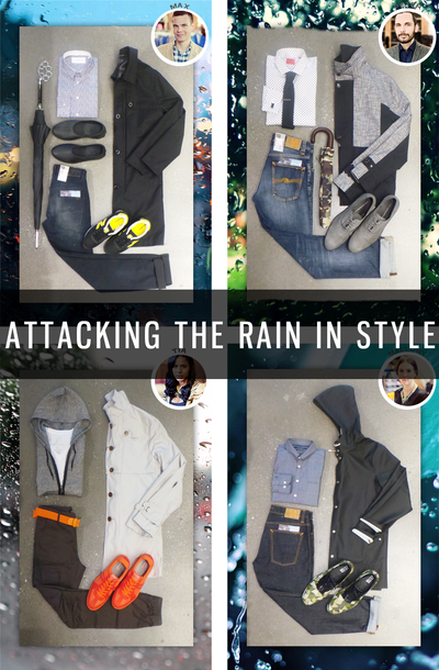 Staff Picks: Attacking The Rain In Style