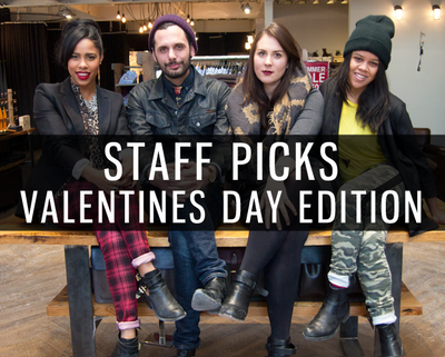 Staff Picks: Valentines Day Dress Code