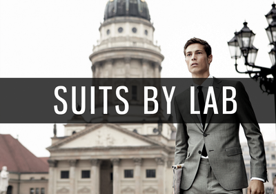 New Arrivals: Suits By Lab