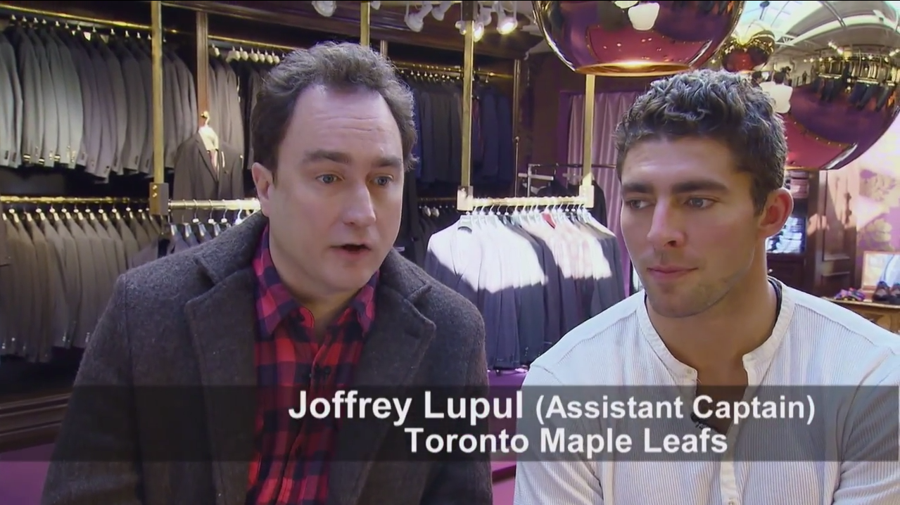 Gostyle x Joffrey Lupul Ft On This Hour Has 22 Minutes
