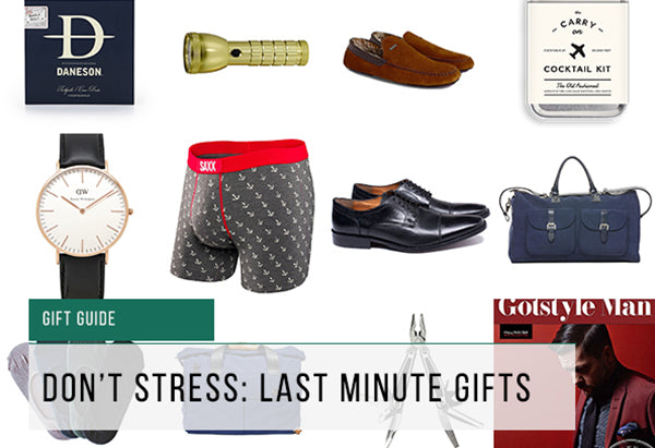 last minute gifts|