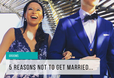 5 reasons NOT to get married… in the country