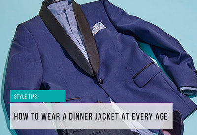 How To Wear A Dinner Jacket At Every Age