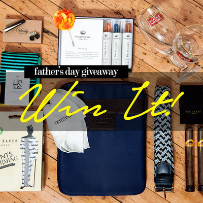 [CLOSED] Father's Day Giveaway Worth More Than $500