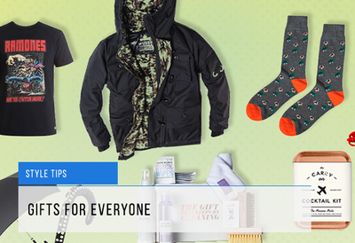 Gift Ideas: Get Something for Every Type of Man
