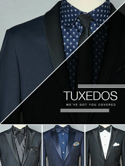 New Arrivals: Tuxedo's By Hilton, Lab, Van Gils and Tiger of Sweden