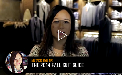 Gotstyle's Guide To Suits For Fall 2014