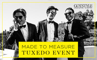 Made To Measure Tuxdeo Event