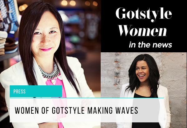 Gotstyle Women in the News