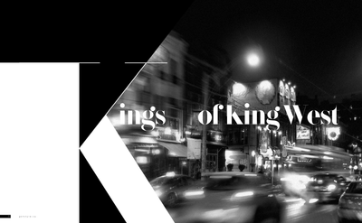 Kings Of King West: Ralf and Zark