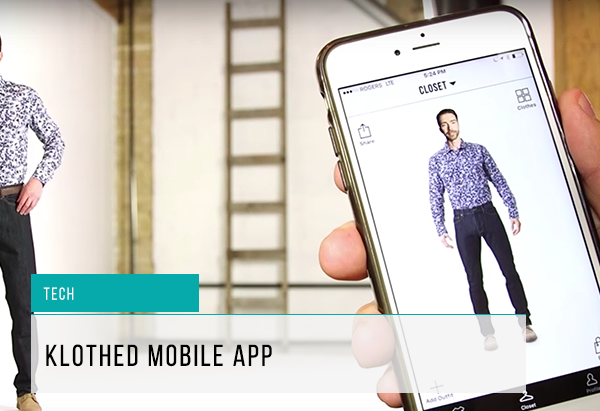 This App Let's You Try On Clothes At Home