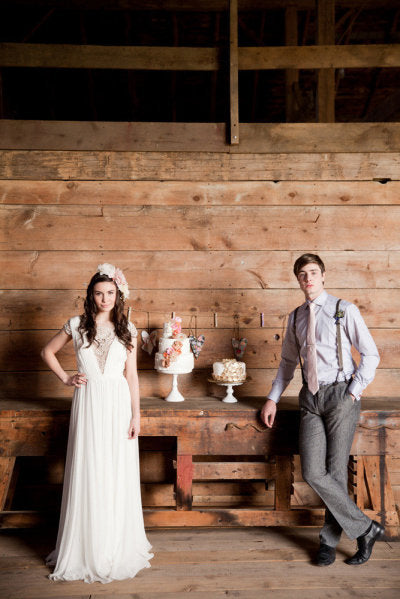 Press: Boho Chic Inspired Photo Shoot from Magnolia Studios + Blossom Events