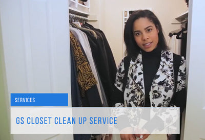 Our Men's Closet Clean Up Service