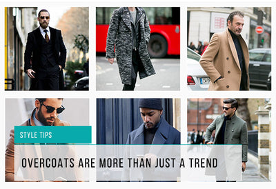 How to Style an Overcoat