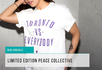 Limited Edition Peace Collective Heritage Tee