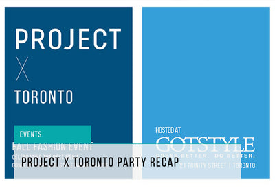PROJECT X TORONTO Party