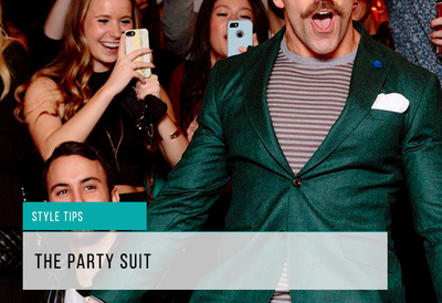 What to Wear Over the Holidays: The Party Suit