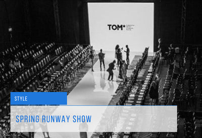 Toronto Mens Fashion Week | Celebrity Runway Show