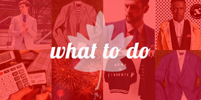 What to do on Canada Day