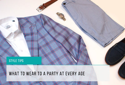 What to Wear to a Party at Every Age