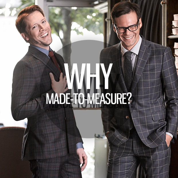 Why Made-To-Measure with Neale and Maxim