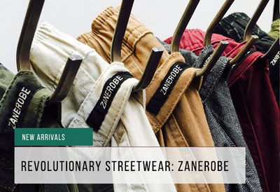 Zanerobe SS16 Collection